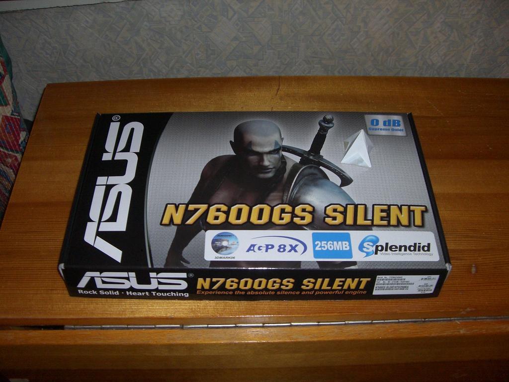 N7600GS Box
